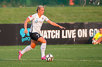 Kansas City, MO - Sunday September 3, 2017: Madison Tiernan during a regular season National Women's Soccer League (NWSL) match between FC Kansas City and Sky Blue FC at Children's Mercy Victory Field.