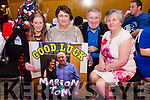 At the Ardfert NS Strictly Come Dancing in the Ballyroe Heights Hotel on Saturday night were Mairead Guerin, Margaret Dineen, Denis Guerin and Mary O'Halloran supporting Marion and Tom