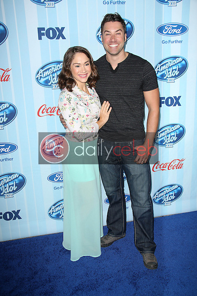 Diana DeGarmo, Ace Young<br />