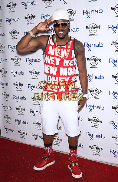 30 August 2014 - Las Vegas, Nevada - Jason Derulo.  Jason Derulo celebrates Memorial Day Weekend at REHAB at the Hard Rock Hotel and Casino.   <br /> CAP/ADM/MJT<br /> &copy; MJT/AdMedia/Capital Pictures