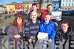 Members of The North Kerry & District Photographic Society showcase their 2012 Calendar, pictured here last Saturday in Listowel, l-r: Marie Rohan, Pat Tobin, John Heffernan, David Phelan, Ger Roche and Paul Woods