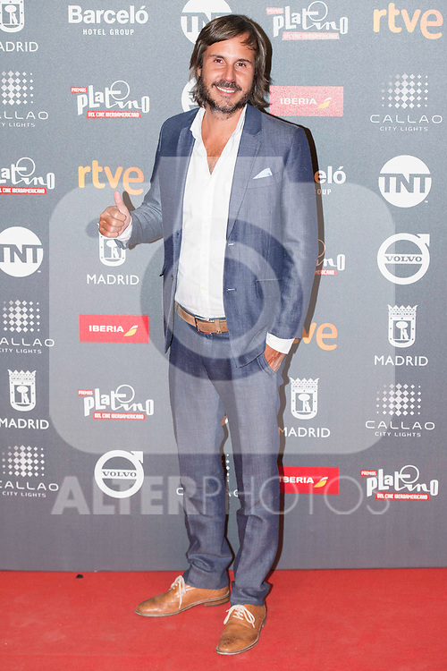 Andi Saiz attends to welcome party photocall of Platino Awards 2017 at Callao Cinemas in Madrid, July 20, 2017. Spain.<br /> (ALTERPHOTOS/BorjaB.Hojas)