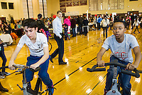 University of Chicago - Laboratory Schools - All School Health Fair - March 12, 2015