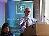 Norman Lamb MP speaks at a Resolution Foundation meeting entitled: <br /> <br /> As if we cared &ndash; the costs and benefits of a living wage for social care workers<br /> <br /> 3rd March 2015 <br /> in London, Great Britain <br /> <br /> Minister of State for Care and Support Norman Lamb MP<br /> <br /> <br /> Chaired by <br /> Camilla Cavendish &ndash; Associate Editor at The Sunday Times and author of The Cavendish Review<br />  <br /> <br /> Photograph by Elliott Franks <br /> Image licensed to Elliott Franks Photography Services