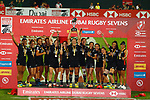 Women's Final Day 2 on the 30 November, Dubai Sevens 2018 at The Sevens for HSBC World Rugby Sevens Series 2018, Dubai - UAE - Photos Martin Seras Lima