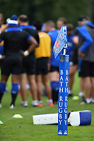 Bath Rugby pre-season training session on August 9, 2017 at Farleigh House in Bath, England. Photo by: Patrick Khachfe / Onside Images