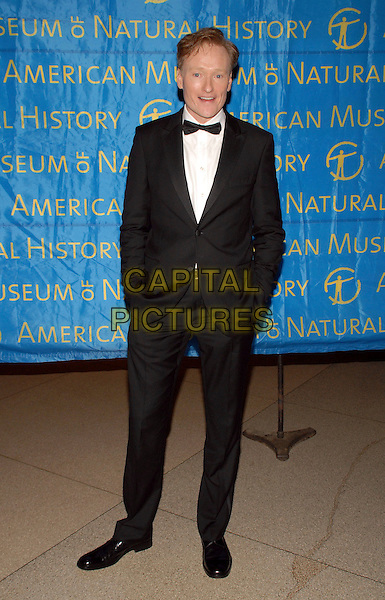 CONAN O'BRIEN.The Museum Gala at the American Museum of Natural History, New York, NY, USA, 16 November 2006. .full length.CAP/ADM/PH.©Paul Hawthorn/AdMedia/Capital Pictures. *** Local Caption ***