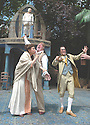 Twelfth Nightb by William Shakespeare ,directed by Tim Sheader.With Desmond Barrit,Martin Jarvis, Harriet Thorpe,James Loye. Opens at the Open Air Theatre at Regent's Park on 6/6/05 CREDIT Geraint Lewis