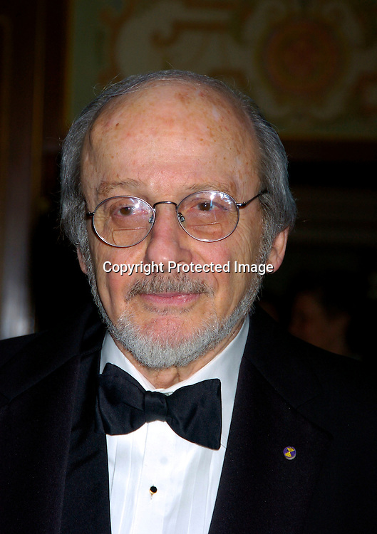 E L Doctorow ..at the 2004 Pen Literary Dinner and the Presentation of Free Expression Awards  on April 20, 2004 at The ..Pierre Hotel in New York City. ..Photo by Robin Platzer, Twin Images