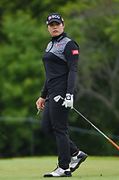 Ariya Jutanugarn (THA) watches her tee shot on 10 during round 4 of the KPMG Women's PGA Championship, Hazeltine National, Chaska, Minnesota, USA. 6/23/2019.<br /> Picture: Golffile | Ken Murray<br /> <br /> <br /> All photo usage must carry mandatory copyright credit (© Golffile | Ken Murray)