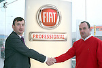 Frans van der Werff, Managing Director Boyne Cars and Darragh Brennan, Boyne Cars...Photo NEWSFILE/Jenny Matthews.(Photo credit should read Jenny Matthews/NEWSFILE)....This Picture has been sent you under the condtions enclosed by:.Newsfile Ltd..The Studio,.Millmount Abbey,.Drogheda,.Co Meath..Ireland..Tel: +353(0)41-9871240.Fax: +353(0)41-9871260.GSM: +353(0)86-2500958.email: pictures@newsfile.ie.www.newsfile.ie.FTP: 193.120.102.198.