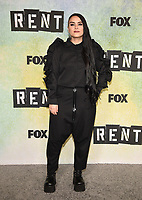 "LOS ANGELES - JANUARY 8: Choreographer Sonya Tayeh attends a press junket for FOX's ""RENT"" on the Fox Studio Lot on January 8, 2019 in Los Angeles, California. (Photo by Frank Micelotta/Fox/PictureGroup)"