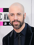LOS ANGELES, CA - NOVEMBER 24: Chris Daughtry arrives at   The 2013 American Music Awards held at Nokia Live in Los Angeles, California on November 24,2013                                                                               © 2013 Hollywood Press Agency