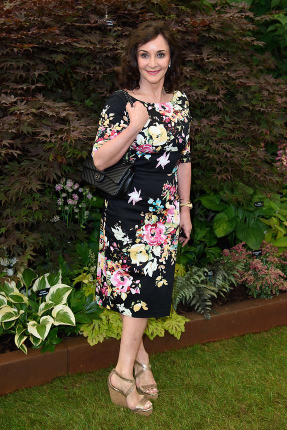 Shirley Ballas<br /> at the Chelsea Flower Show 2018, London<br /> <br /> ©Ash Knotek  D3402  21/05/2018