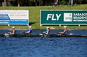 2018 World Rowing Masters Regatta on September 29, 2018 at Nathan Benderman Park in Sarasota, Florida.  (Mike Janes Photography)