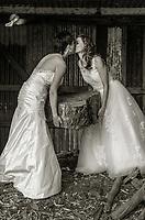 200222 Zoe and Emma Wedding