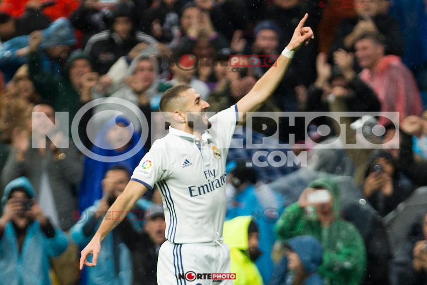 La Liga between Real Madrid and Athletic Club /NORTEPHOTO.COM