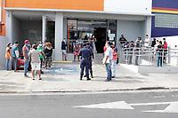 22/05/2020 - FILAS EM COMÉRCIOS E BANCOS DE CAMPINAS