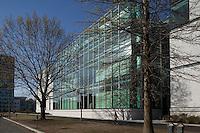 MFA American Wing addition, Boston, MA (Norman Foster = architect) Museum of Fine Arts