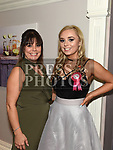 Jessica Branigan celebrating her 21st birthday with godmother Debbie Fitzpatrick in Barocco at the Westcourt hotel. Photo:Colin Bell/pressphotos.ie