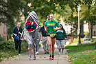September 29, 2017; NROTC Trident Naval Society annual 24 hour run to raise money for St. Joseph's County Special Olympics. (Photo by Matt Cashore/University of Notre Dame)