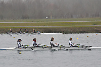 037 HenleyRC W.MasD.4x‐..Marlow Regatta Committee Thames Valley Trial Head. 1900m at Dorney Lake/Eton College Rowing Centre, Dorney, Buckinghamshire. Sunday 29 January 2012. Run over three divisions.