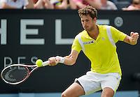 19-06-13, Netherlands, Rosmalen,  Autotron, Tennis, Topshelf Open 2013, , Robin Haase<br /> Photo: Henk Koster