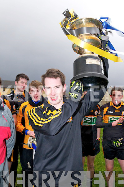 Austin Stacks who defeated Kerins O'Rahillys in the Tralee Board Minor Final at Ballyrickard on Sunday.
