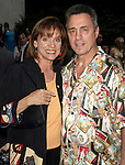 Valerie Harper and Husband.Attending the Opening Night Performance for the Roundabout Theatre Company's Off Broadway production of  THE PARIS LETTER at the Laura Pels Theatre in New York City..June 9, 2005.