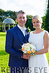 Amy Ni Chiardubhain and lan Locke were married at St. Brendan's Church Curraheen by Fr. Tadhg on Friday 1st September 2017 with a reception at Ballyseede Castle
