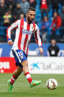 Atletico Madrid´s Turkish midfielder Arda Turan