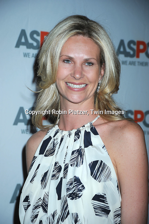 Michele Gradin at The 13th Annual ASPCA Bergh Ball at the Plaza Hotel in New York City on April 15, 2010.