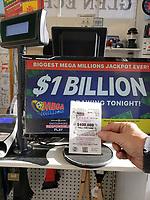 1 US Billion Dollar lottery