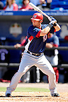 17 March 2007: Washington Nationals outfielder Ryan Church in action against the New York Mets at Tradition Field in Port St. Lucie, Florida...Mandatory Photo Credit: Ed Wolfstein Photo