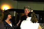 Michael E. Knight and fans - All My Children actors came to see fans on November 21, 2009 at Uncle Vinnie's Comedy Club at The Lane Theatre in Staten Island, NY for a VIP Meet and Greet for photos, autographs and a Q & A on stage. (Photo by Sue Coflikn/Max Photos)