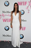 BEVERLY HILLS, CA June 13- Janina Gavankar, at Women In Film 2017 Crystal + Lucy Awards presented by Max Mara and BMWGayle Nachlis at The Beverly Hilton Hotel, California on June 13, 2017. Credit: Faye Sadou/MediaPunch