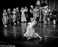 Cecil Dance Theatre Presents Cinderella - Final Dress Rehearsal - Select Black & White Images