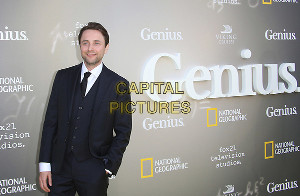 WESTWOOD, CA - April 24: Vincent Kartheiser, At National Geographic's Premiere Screening of &quot;Genius&quot; At The Fox Theater, Westwood Village In California on April 24, 2017. <br /> CAP/MPI/FS<br /> &copy;FS/MPI/Capital Pictures