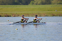 Race: 13  Event: WJ16 2x  Time Trial<br /> <br /> Junior Sculling Regatta 2018<br /> <br /> To purchase this photo, or to see pricing information for Prints and Downloads, click the blue 'Add to Cart' button at the top-right of the page.
