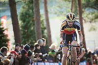 belgian champion Klaas Vantornout (BEL/Sunweb-Napoleon Games)<br /> <br /> UCI Cyclocross World Cup Heusden-Zolder 2015