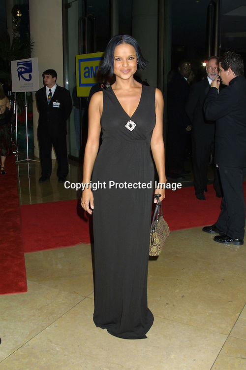 ©2002 KATHY HUTCHINS / HUTCHINS PHOTO.17TH ANNUAL AMERICAN CINEMATHEQUE AWARD.HONORING DENZEL WASHINGTON.DECEMBER 6, 2002.BEVERLY HILTON HOTEL.BEVERLY HILLS, CA..VICTORIA ROWELL.