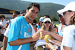 DB BRUNICO (BOLZANO) 17/07/2007 - ALLENAMENTO INTER / JIMENEZ / FOTO SPORT IMAGE..Training..Training - Internazionale..1st January, 1970..--------------------..Sportimage +44 7980659747..admin@sportimage.co.uk..http://www.sportimage.co.uk/