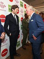 11/03/2020 - James Norton and Prince Charles at The Princes Trust Awards 2020 At The London Palladium. Photo Credit: ALPR/AdMedia