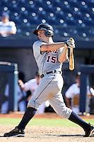 Casper Wells - Peoria Javelinas, 2009 Arizona Fall League.Photo by:  Bill Mitchell/Four Seam Images..