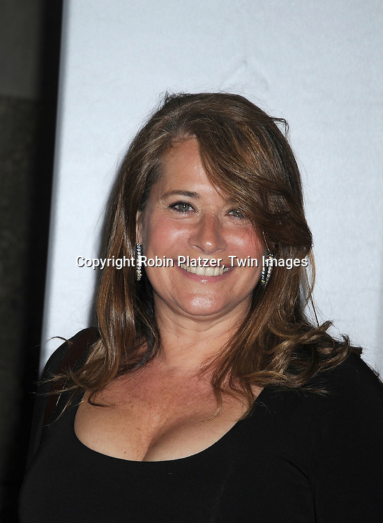 "Lorraine Bracco..posing for photographers at The New York Premiere of the ..""Sex and The City"" movie  on May 27, 2008 at Radio City Music Hall. ....Robin Platzer, Twin Images"