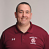 Coach Jim Hegmann of Garden City poses for a portrait during Newsday's All-Long Island boys basketball photo shoot at company headquarters in Melville on Monday, March 26, 2018.