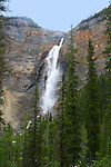 TAKAKAW FALLS, YOHO NATIONAL PARK, BRITISH COLUMBIA, CANADA