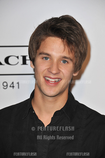 Devon Werkheiser at the 9th Annual Teen Vogue Young Hollywood Party at Paramount Studios, Hollywood..September 23, 2011  Los Angeles, CA.Picture: Paul Smith / Featureflash
