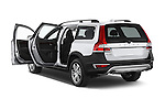Car images close up view of a 2015 Volvo XC70 T5 5 Door Wagon doors
