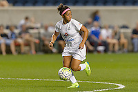 Chicago, IL - Wednesday Sept. 07, 2016: Desiree Scott during a regular season National Women's Soccer League (NWSL) match between the Chicago Red Stars and FC Kansas City at Toyota Park.